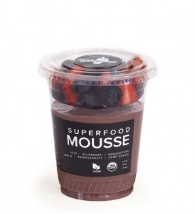 Açaí Mousse superfood cup