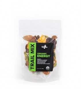 Organic Energy Trail Mix