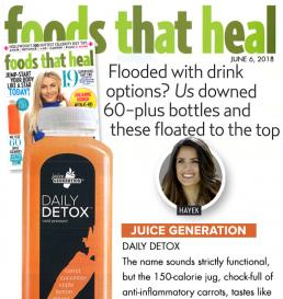 Us Weekly: Foods That Heal