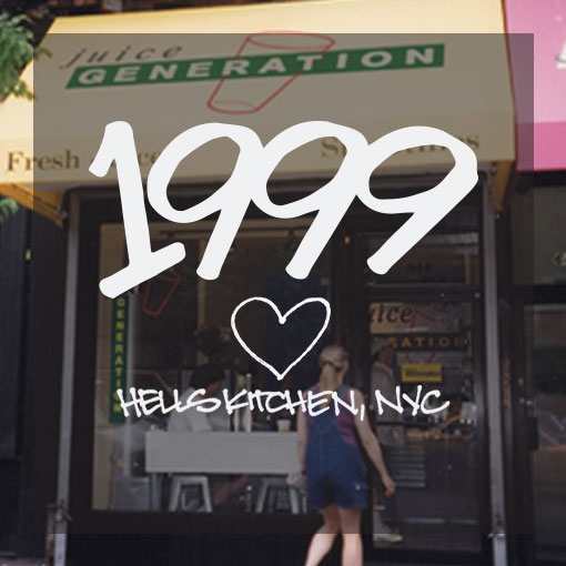 Photo: 1st Store Opens in Hell's Kitchen, NYC